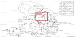 Кнопка обогрева зеркал Suzuki Escudo TL52W 56.000км