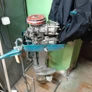 Продам лодочный мотор Привет-22 в рабочем состоянии с документами.
