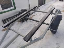 Автоприцеп для перевозки лодки Русич 450
