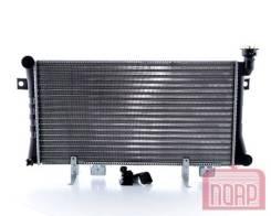 Радиатор ВАЗ 21213, 2120, 21216, 2131, 2329, 2346, алюминиевый 21213-1