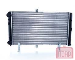 Радиатор ВАЗ 2110, 2111, 2112 универсальный, алюминиевый (21120-130101