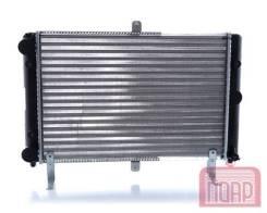 Радиатор ВАЗ 2108-21099, 2113-2115 дв. инж., алюминиевый (21082-1301012