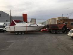 Прицеп для катера яхты