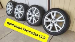 255-40-18 зима, оригинал Mercedes CLS, в наличии