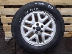 Диск колесный легкосплавный R15 5/100 Dia:56.1 Subaru Forester S10