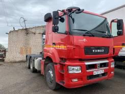 КамАЗ 65806-68, 2018