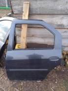 Дверь задняя левая Renault Logan 2007