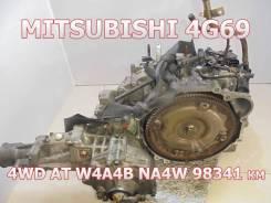 АКПП Mitsubishi 4G69 Контрактная | Установка, Гарантия, Кредит