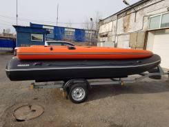 Продам лодку ПВХ Абакан 480Jet