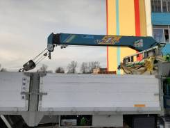 Продам крановую установку , Тадано супер z-300, грузоподьемность 3 тонн
