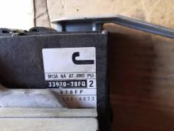 Блок управления ДВС Suzuki 33920-78FQ