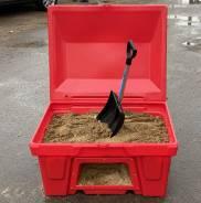 Ящики для песка пожарные, для соли, реагентов, химикатов.