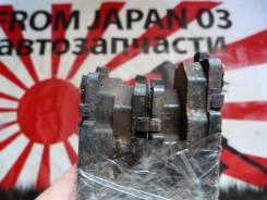 Колодки тормозные передние комплект Toyota Japan