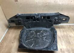 Ниша багажника, корыто, задняя часть, панель задняя Opel Astra J GTC
