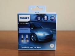 Светодиодные лампы Philips Ultinon Essential H11 6500K (2 шт. ) New