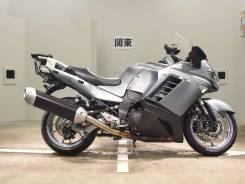 Мотоцикл Kawasaki 1400 GTR