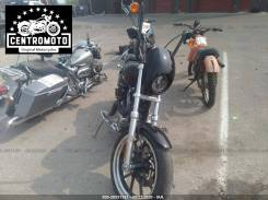 Harley-Davidson Sportster 883, 2011