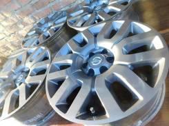 Оригинальные диски R18, «Nissan Pathfinder, Navara», 6/114,3