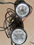 Туманки LED на Nissan
