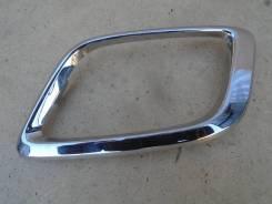 Renault Logan Stepway оправа противотуманной фары правая хром б/у