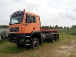 Седельный тягач MAN TSS 33 410 6x6, В г. Сургуте год, 2008