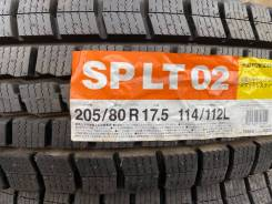 Dunlop SP LT 02, 205/80 R17.5 114/112L