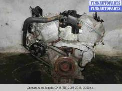 ДВС (Двигатель) (Бензиновый) на Mazda CX-9 CA [CA]