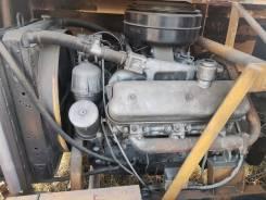 Двигатель ямз 236 с хранения.
