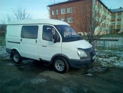 ГАЗ Соболь фургон 7 мест, 2012