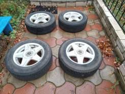 Зимняя шипованная резина Bridgestone Blizzak 185/70 R14 на литье