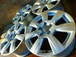 Оригинальный комплект литья R16 «Audi»