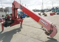 Крано-манипуляторные установки UNIC URU553USXR