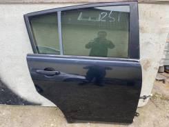 Дверь Nissan Tiida C11.