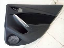 Обшивка двери задняя правая Mazda Atenza GJ sedan 2012-2019г. в.