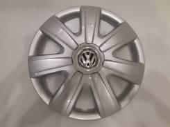 Колпак колеса R15 Volkswagen Polo 2010–2020 новый оригинал 1шт!