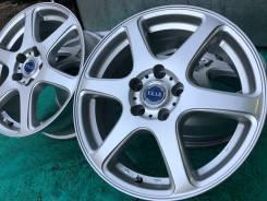 Красивые Диски Bridgestone FEID KD6 R17 Б/П по РФ отл. сост! из Японии