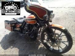 Harley-Davidson Street Glide, 2012