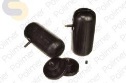 Пневмобаллоны в свободную пружину M HD (200*85) с боковым клапаном [Pblmhd], задний