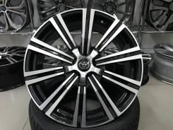 Новые диски на Lexus 570 Superior R20 LCR200
