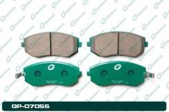 Колодки тормозные передние 274-294 мм рестайл G-Brake Subaru GP07055
