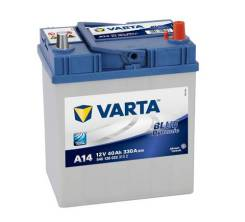 АКБ Varta 540126033 BLUE Dynamic 14.7/13.1 евро 40Ah 330A 187/127/227