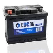 АКБ Edcon DC56480L 56Ah 480A + слева 242х175х190 B13