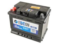 АКБ Edcon DC60540L 19.5/17.9 рус 60Ah 540A 242/175/190