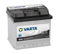 АКБ Varta 545413040 Black Dynamic П. П. евро 400 А (207Х175Х190)