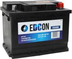 АКБ Edcon DC56480R 19.5/17.9 евро 56Ah 480A 242/175/190