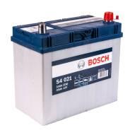АКБ Bosch 0 092 S40 210 19.5/17.9 евро 45Ah 330A 238/129/227