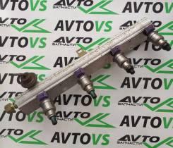Форсунка топливная (4шт) Honda (к-т с рейкой и регулятором давления)