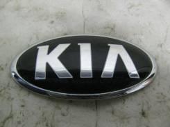 Эмблема крышки багажника Kia Rio (FB) с 2017
