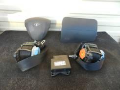 Комплект подушек безопасности AirBag Lada Granta/Kalina 2