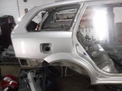 Крыло Chevrolet Lacetti 2008 [96633508] Универсал F16D3, заднее правое